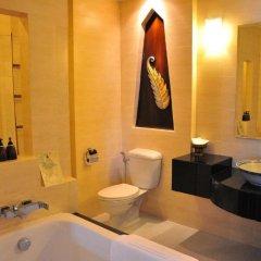 Отель Navatara Phuket Resort 4* Улучшенный номер с различными типами кроватей фото 5