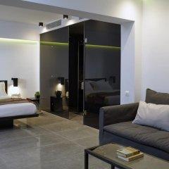 Отель innAthens 4* Стандартный семейный номер с двуспальной кроватью фото 2