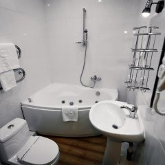 Гостиница Forum Plaza 4* Номер Comfort двуспальная кровать фото 4