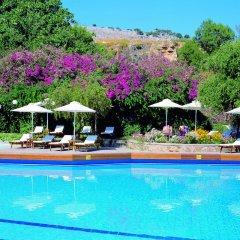 Отель Lindos Mare Resort Греция, Родос - отзывы, цены и фото номеров - забронировать отель Lindos Mare Resort онлайн бассейн фото 3