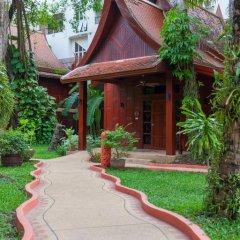 Отель Royal Phawadee Village 4* Вилла фото 21