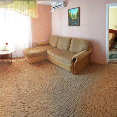 Гостиница Пансионат Золотая линия 3* Полулюкс с различными типами кроватей фото 12
