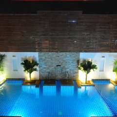 Forty Winks Phuket Hotel Патонг бассейн фото 3