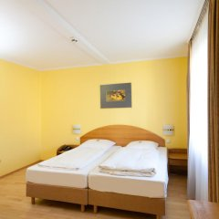 Отель Parkhotel im Lehel Германия, Мюнхен - 1 отзыв об отеле, цены и фото номеров - забронировать отель Parkhotel im Lehel онлайн комната для гостей фото 4