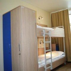 Хостел Останкино Кровать в мужском общем номере с двухъярусными кроватями фото 12