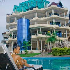 Best Outlook Hotel бассейн