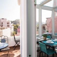 Marino Lisboa Boutique Hotel балкон