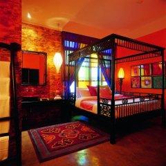 Shanghai Mansion Bangkok Hotel 4* Улучшенный номер с двуспальной кроватью фото 7
