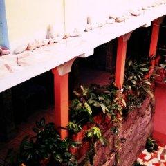 Hotel & Hostal Yaxkin Copan 2* Кровать в общем номере с двухъярусной кроватью фото 3