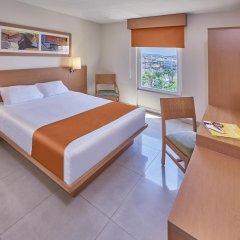 Отель City Express Mazatlán 3* Стандартный номер с различными типами кроватей фото 2