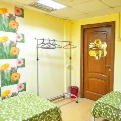Хостел Панда Номер Эконом с разными типами кроватей (общая ванная комната) фото 2