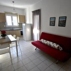 Отель Armyra Studios Греция, Пефкохори - отзывы, цены и фото номеров - забронировать отель Armyra Studios онлайн комната для гостей фото 3