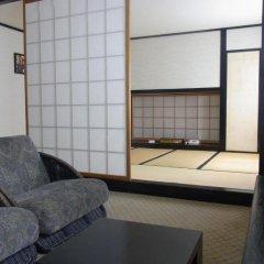 Asakusa Central Hotel 3* Стандартный семейный номер с различными типами кроватей
