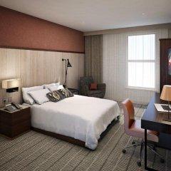 Отель DoubleTree By Hilton London Excel 4* Люкс с различными типами кроватей фото 2
