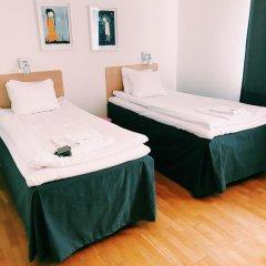 Отель Sunderby Folkhögskola Hotell & Konferens 3* Стандартный номер с 2 отдельными кроватями фото 3