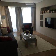 Отель Athens Center Panoramic Flats Улучшенные апартаменты