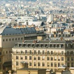Отель Hôtel des ducs de Bourgogne Париж