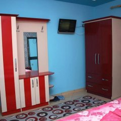 Hotel Buza 3* Стандартный номер с различными типами кроватей фото 8