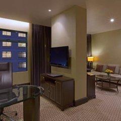 Sheraton Saigon Hotel & Towers 5* Номер Делюкс с различными типами кроватей фото 4