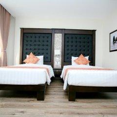 Ha Long Park Hotel 2* Номер Делюкс с различными типами кроватей фото 6