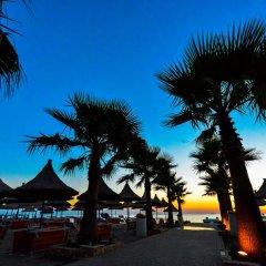Отель Klajdi Албания, Голем - отзывы, цены и фото номеров - забронировать отель Klajdi онлайн пляж фото 2