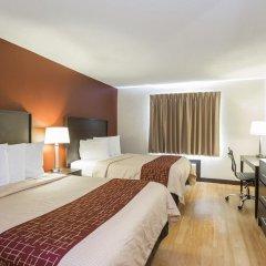 Отель Red Roof Inn Columbus - Ohio State Fairgrounds 2* Номер Делюкс с 2 отдельными кроватями фото 3