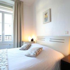 Отель Residence Lamartine 4* Студия с различными типами кроватей фото 5