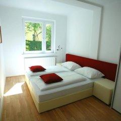 Отель Puzzlehotel Belvedere/Hauptbahnhof комната для гостей фото 2