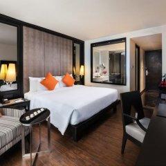 Mövenpick Hotel Sukhumvit 15 Bangkok 4* Представительский номер с различными типами кроватей фото 4