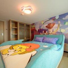 Апартаменты Guangzhou Chimelong Heefun International Service Apartment Люкс фото 13