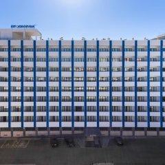 Hotel Navegadores вид на фасад фото 2