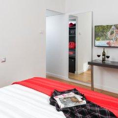 Отель Olympia Улучшенный номер с разными типами кроватей фото 14