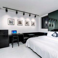 Hotel The Designers Cheongnyangni 3* Номер Делюкс с различными типами кроватей фото 24