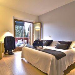 Hotel Gourmet Empordà 4* Люкс разные типы кроватей фото 4
