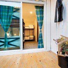 The Yard Hostel Кровать в женском общем номере с двухъярусной кроватью фото 4