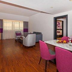 Flora Grand Hotel 4* Улучшенный номер с разными типами кроватей фото 5