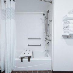 Отель Hampton Inn Meridian 2* Стандартный номер с различными типами кроватей фото 2