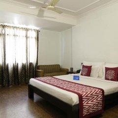 Отель OYO Premium Jaipur Junction 2* Стандартный номер с различными типами кроватей фото 2