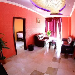 Sochi Palace Hotel 4* Люкс повышенной комфортности с двуспальной кроватью фото 14