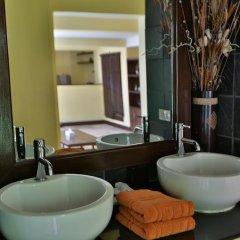 Отель Baan Khao Hua Jook 3* Вилла Делюкс с различными типами кроватей фото 3