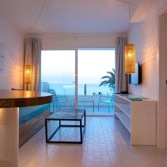 Отель Santos Ibiza Suites Полулюкс с различными типами кроватей фото 6