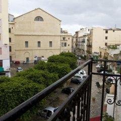 Отель Palermo Via Venezia Италия, Палермо - отзывы, цены и фото номеров - забронировать отель Palermo Via Venezia онлайн балкон