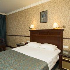 Topkapi Inter Istanbul Hotel 4* Стандартный номер с двуспальной кроватью фото 17