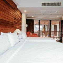 Nanda Heritage Hotel 3* Семейный номер Делюкс с двуспальной кроватью фото 5