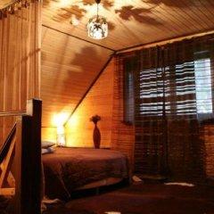 Гостиница Загородный комплекс отдыха Волжанка Коттедж Делюкс разные типы кроватей фото 4