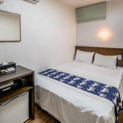 Отель Ekonomy Guesthouse Haeundae 3* Номер категории Эконом с различными типами кроватей фото 5