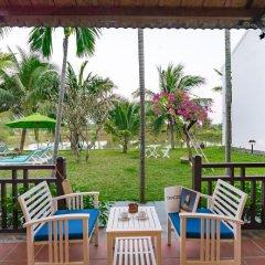 Отель Water Coconut Boutique Villas 3* Бунгало с различными типами кроватей фото 2