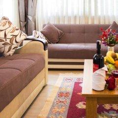 Апартаменты Feyza Apartments Семейные апартаменты с двуспальной кроватью фото 3