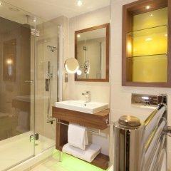 Отель Indigo Edinburgh Великобритания, Эдинбург - отзывы, цены и фото номеров - забронировать отель Indigo Edinburgh онлайн ванная фото 2