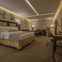 Olive Tree Hotel Amman 4* Номер Делюкс с различными типами кроватей фото 2